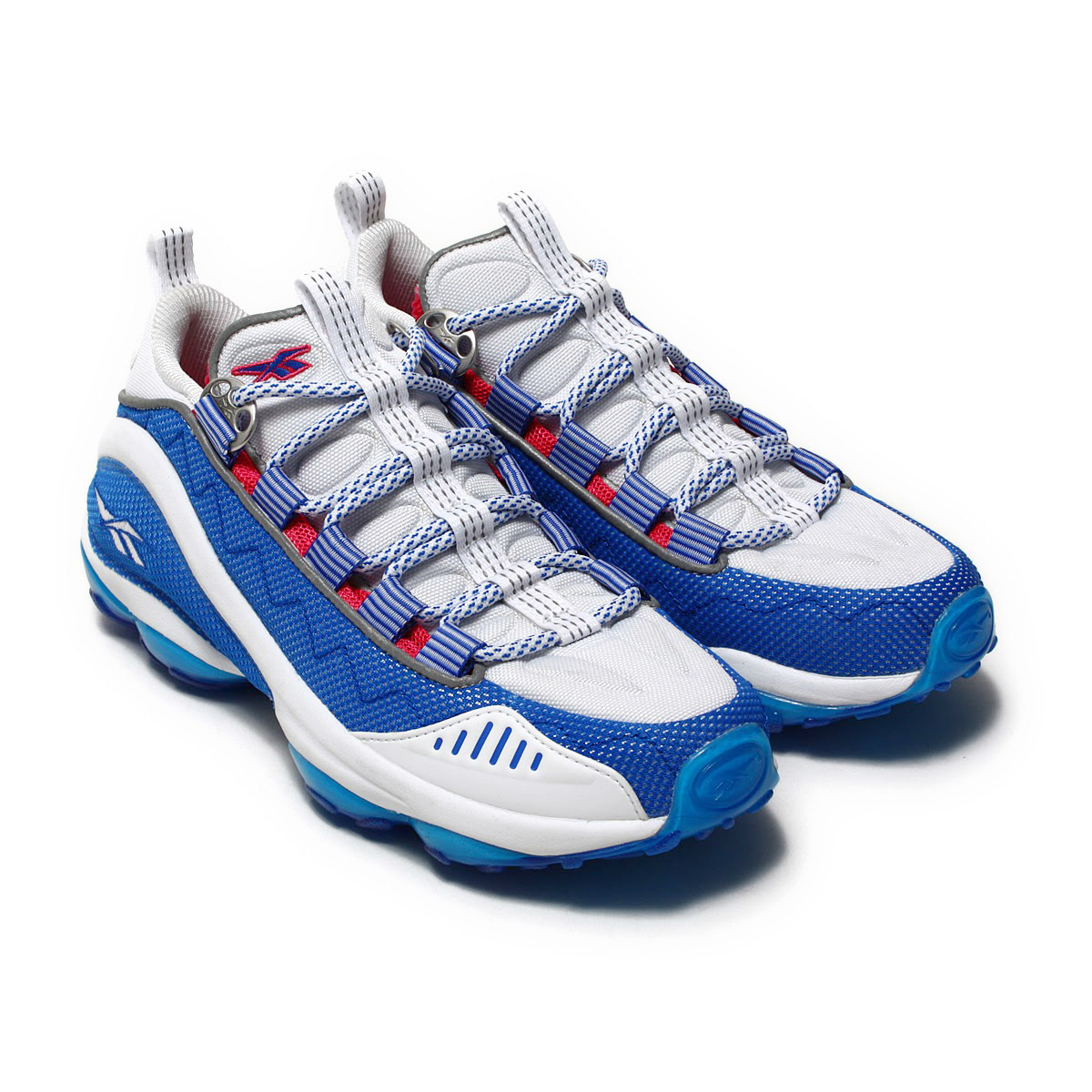 Reebok DMX RUN 10 OG(リーボック)(BITALBLUE/PINKFUSION/WHITE)18SP-S