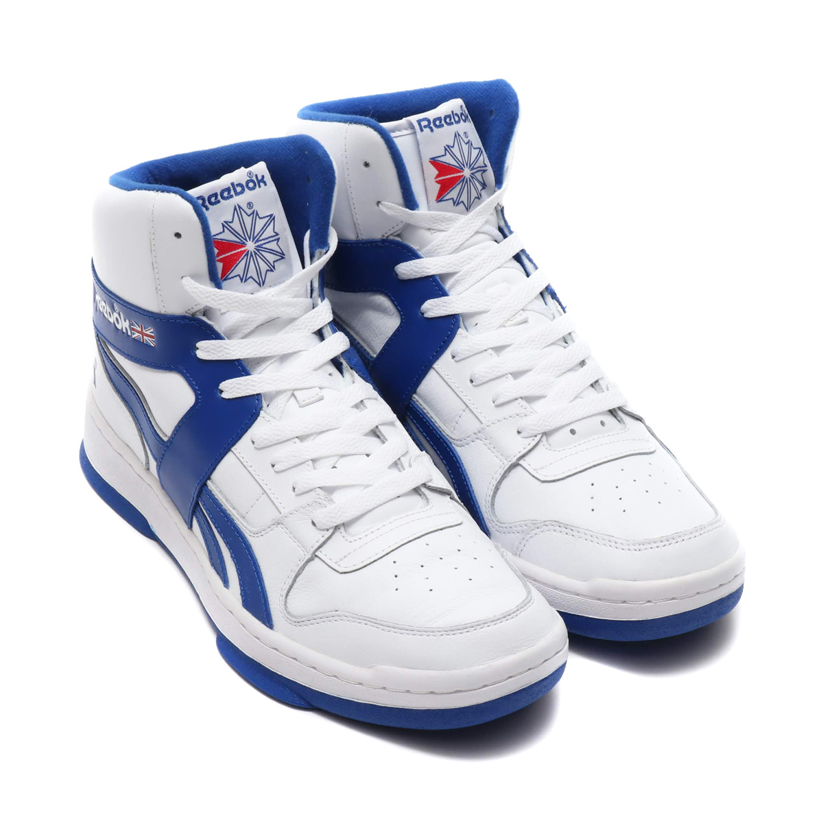 Reebok BB 5600 ARCHIVE (リーボック BB 5600 アーカイブ) (WHITE/COLLEGE ROYAL/EXCELLENT RED)18FW-S