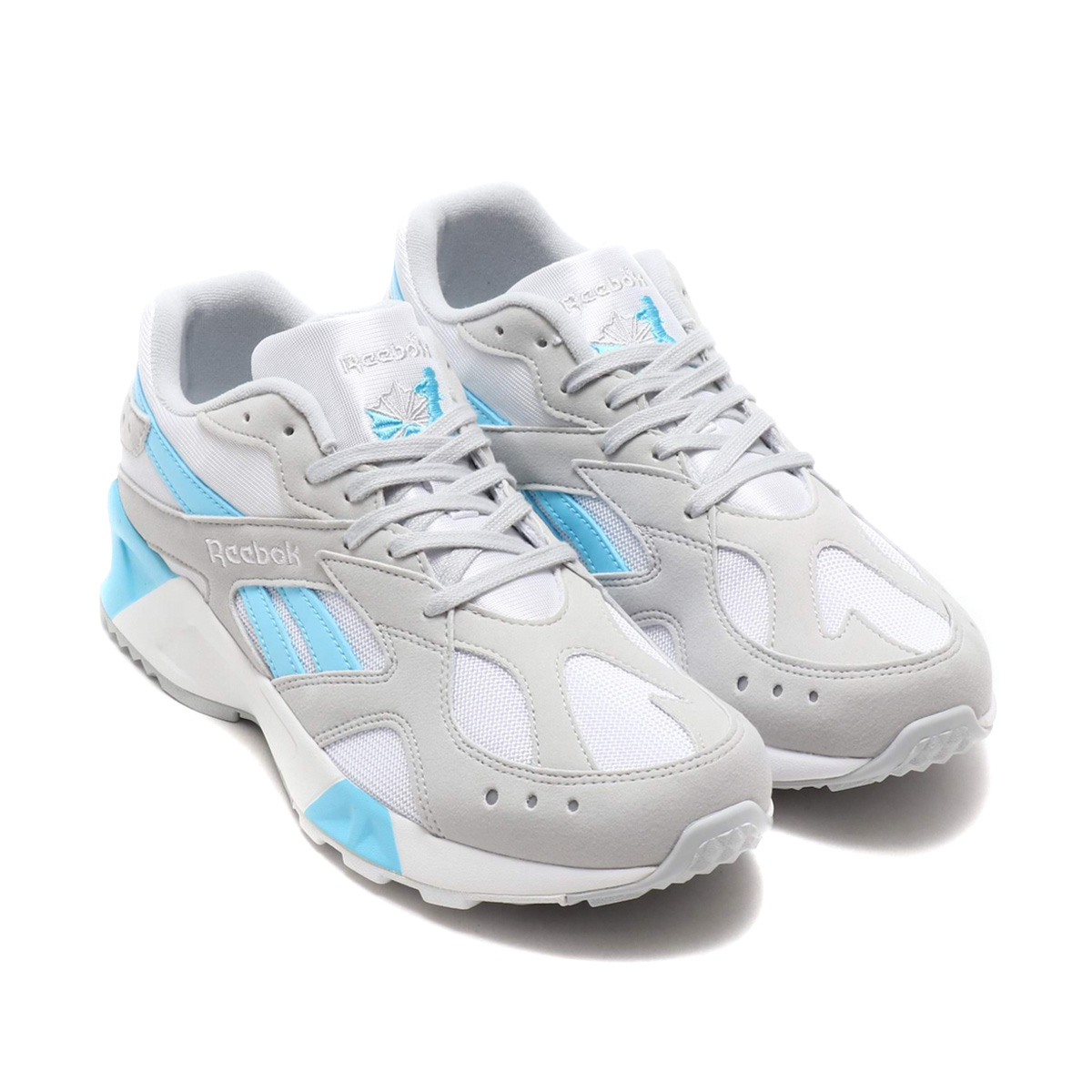 af8dc7b275c0 Reebok AZTREK 90s (Reebok as trek 90s) (SKULL GRAY WHITE DIGITAL BLUE)  18FA-I