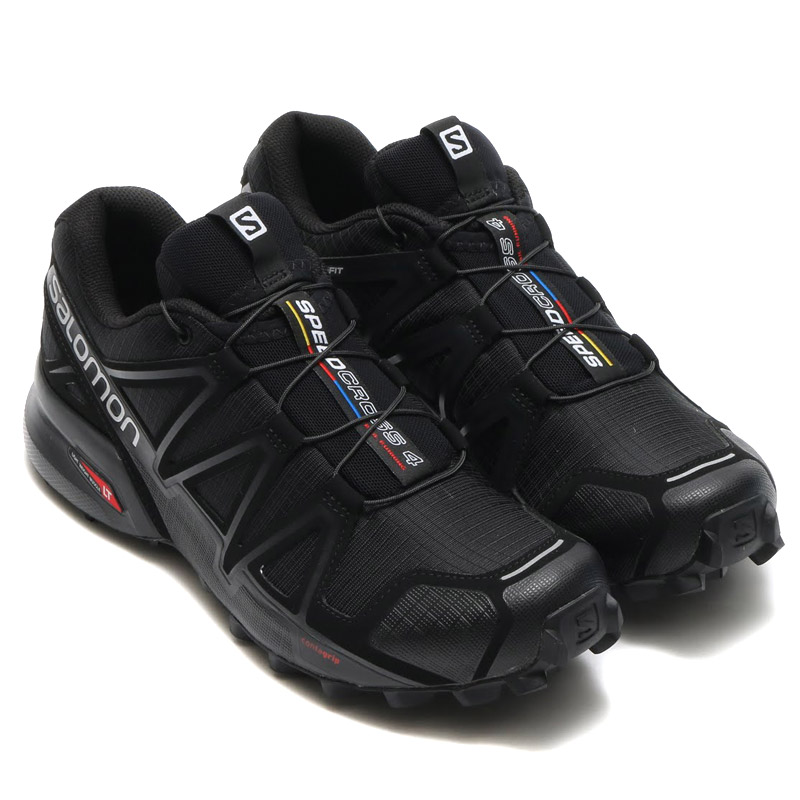SALOMON Speedcross 4 Black Metallic