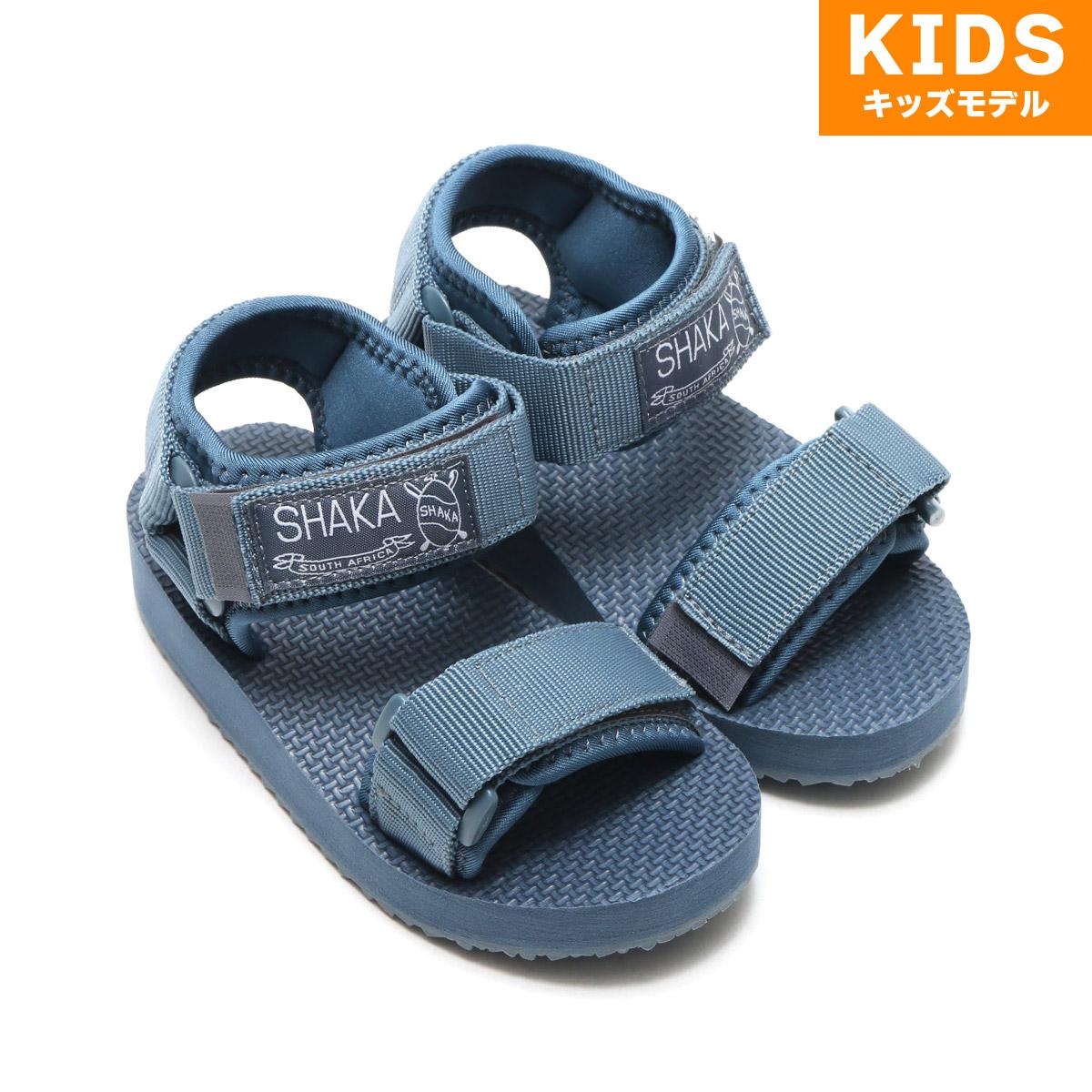 SHAKA NEO BUNGY KIDS(シャカ ネオ バンジー キッズ)(Fade Blue)18SU-I
