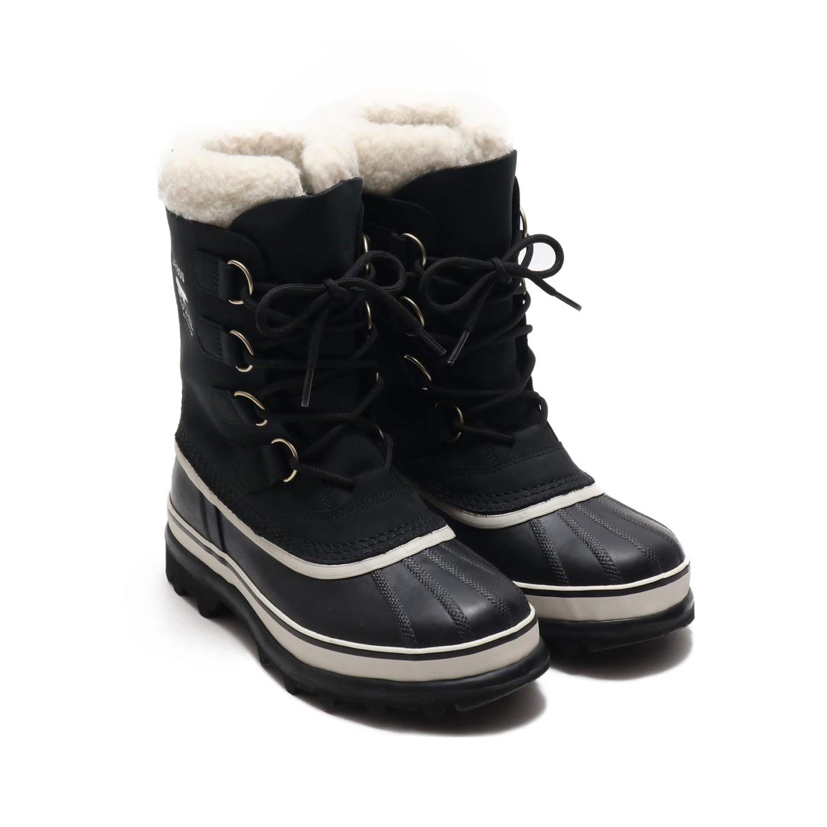 SOREL CARIBOU(ソレル カリブー)BLACK STONE【メンズ レディース ブーツ】18FW-I