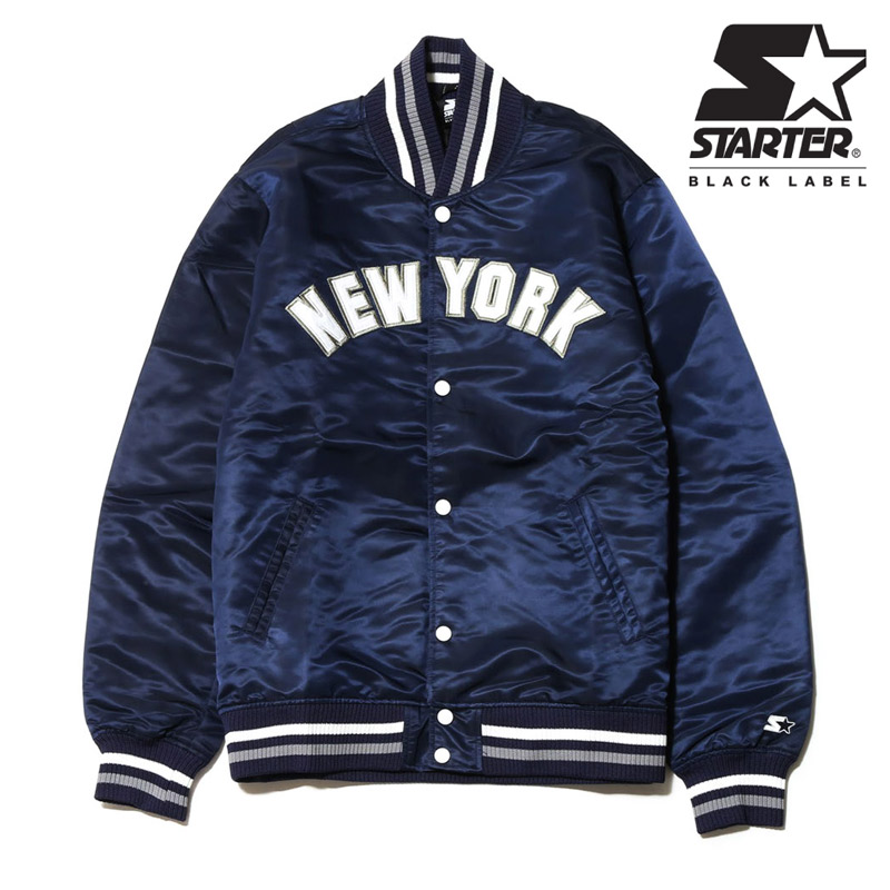 STARTER HERMAN NYLON STADIUM JACKET NEW YORK (スターター ハーマン ナイロン スタジアム ジャケット ニューヨーク)