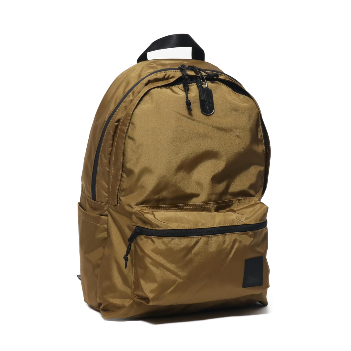 THE BROWN BUFFALO STANDARD ISSUE BACKPACK (ザブラウンバッファロー スタンダード イシュー バックパック)COYOTE【メンズ バックパック】19FA-I:atmos pink