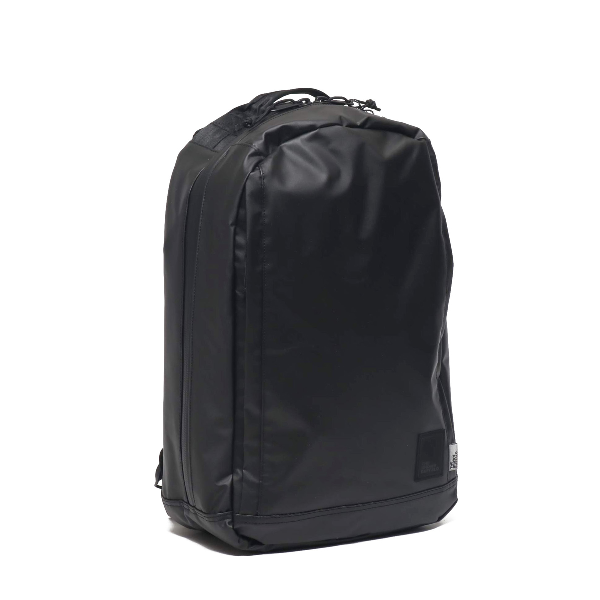 THE BROWN BUFFALO CONCEAL BACKPACK(ザ ブラウン バッファロー コンシェルバックパック)STORMPROOF BLACK【メンズ レディース バックパック】19FA-I