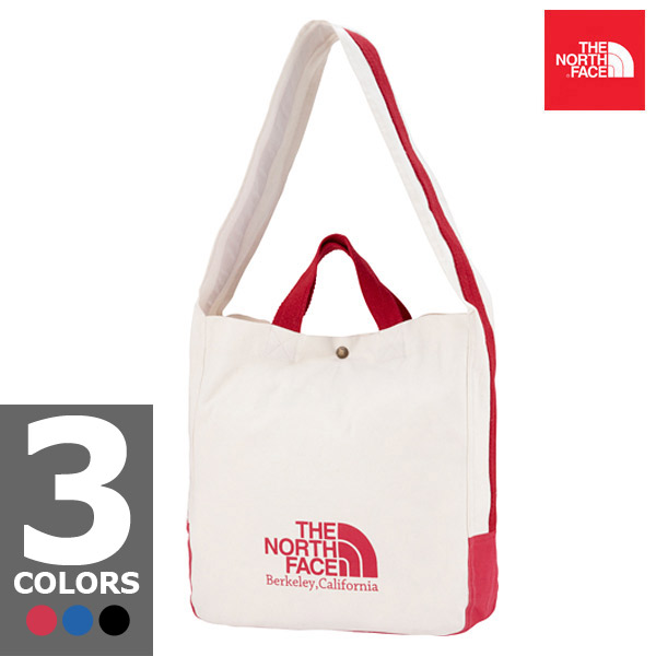 THE NORTH FACE FLEA MARKET ORGANIC COTTON TOTE 3색전개 15 SS-I