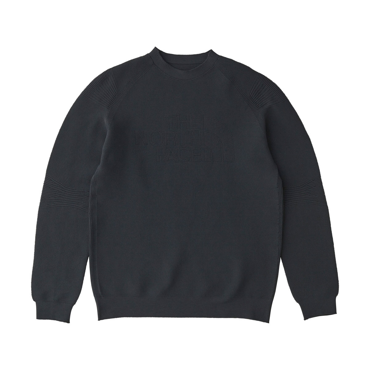 46a22731b THE NORTH FACE L/S GLOBEFIT CREW (the North Face L/S glove fitting crew)  (black) 18SP-I