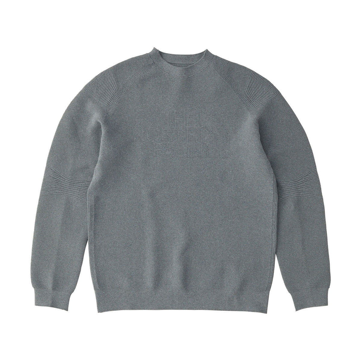 609343573 THE NORTH FACE L/S GLOBEFIT CREW (the North Face L/S glove fitting crew)  (mixture H) 18SP-I