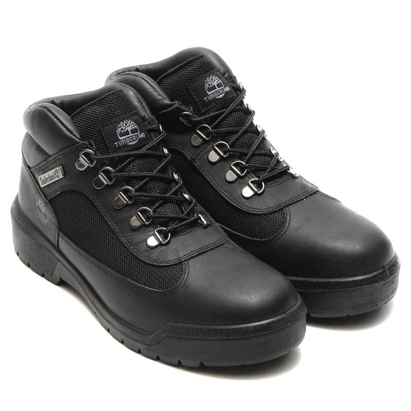 f39fbef499f Timberland FIELD BOOT F/L WP (Timberland field boots F/L WP) BLACK  EVERGLADES FULL GRAIN 16FW-I