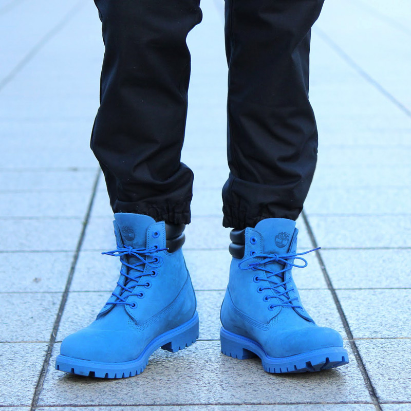 Timberland×Atmos 6 inch Double Collar Boot (Timberland x Atmos 6 inch double color
