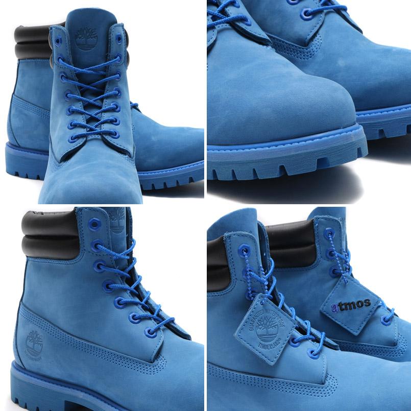 timberland blue