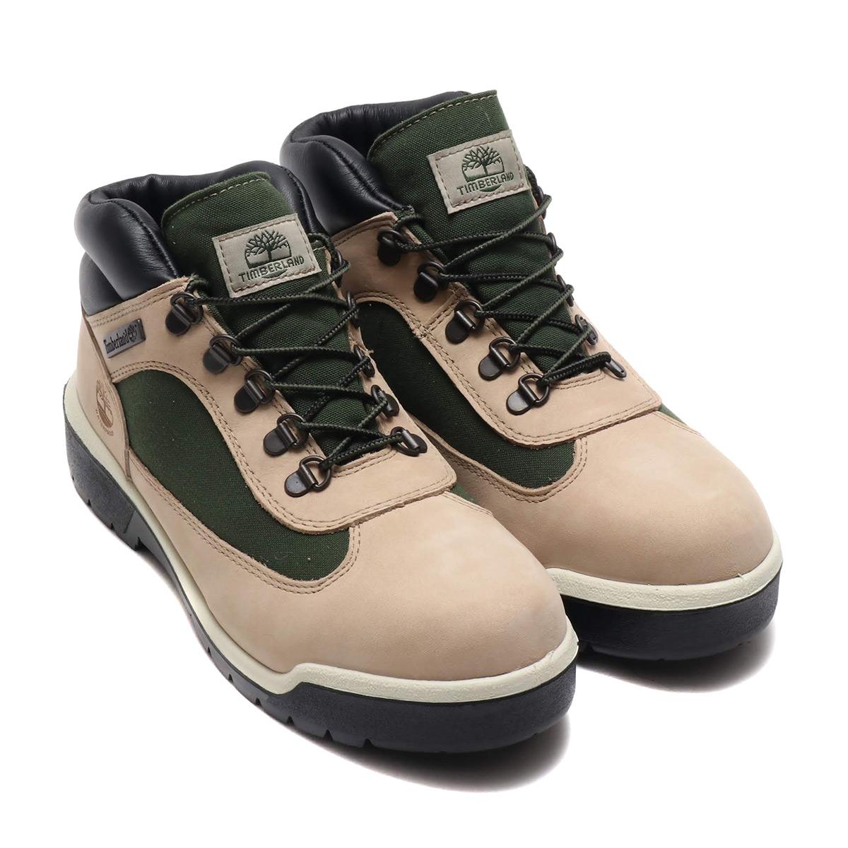 Timberland FIELD BOOT (ティンバーランド フィール ドブーツ)Medium Beige Nubuck【メンズ ブーツ】18FA-I