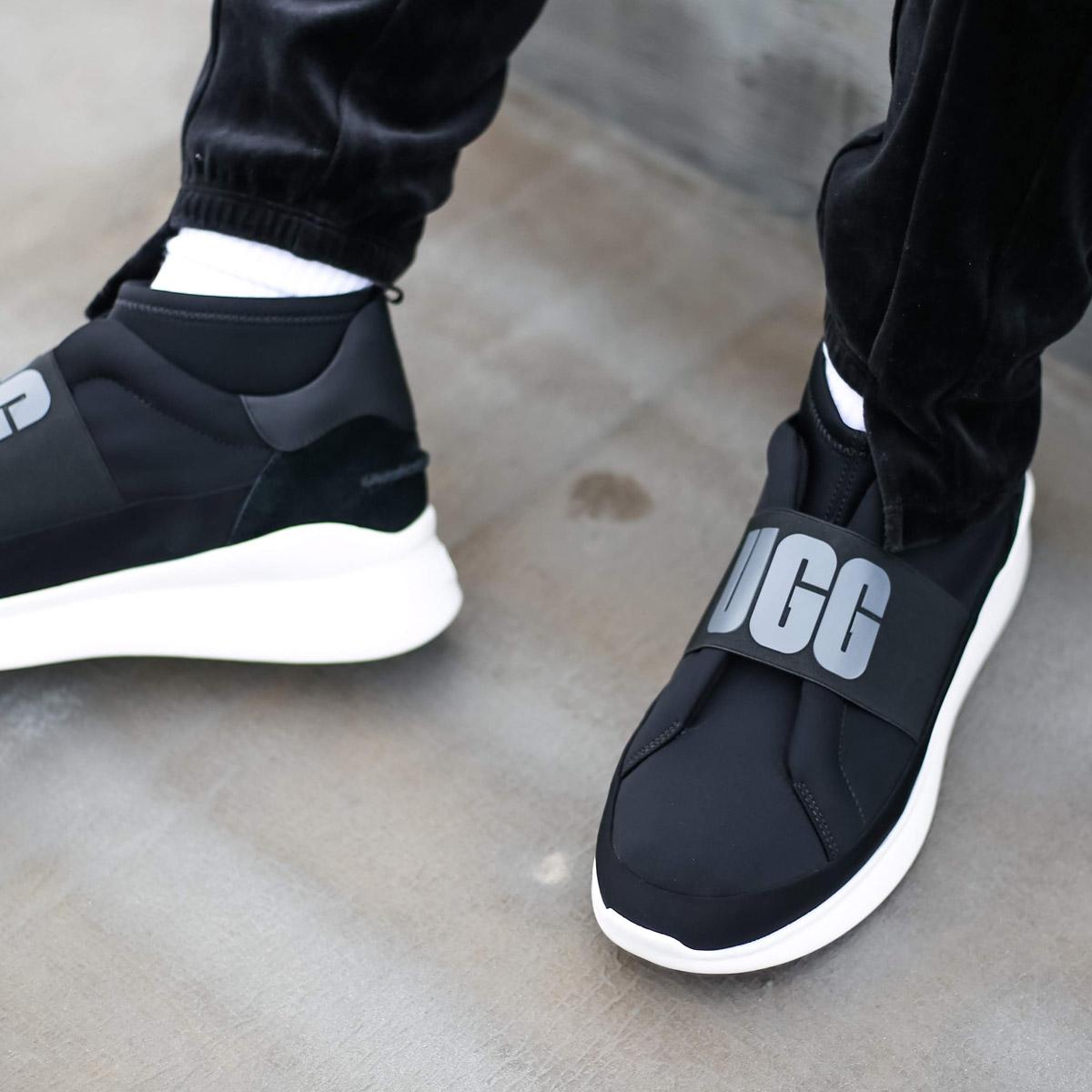 UGG Neutra Sneaker (アグ ニュートラ スニーカー)BLACK【レディース スニーカー】19SS-I
