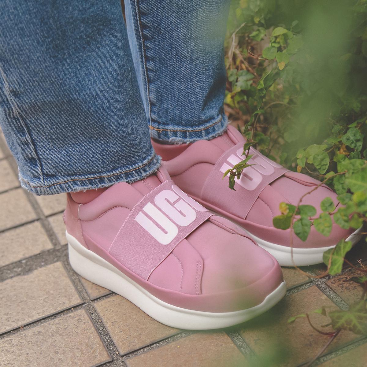 UGG Neutra Sneaker (アグ ニュートラ スニーカー)PINK DAWN【レディース スニーカー】19SS-I