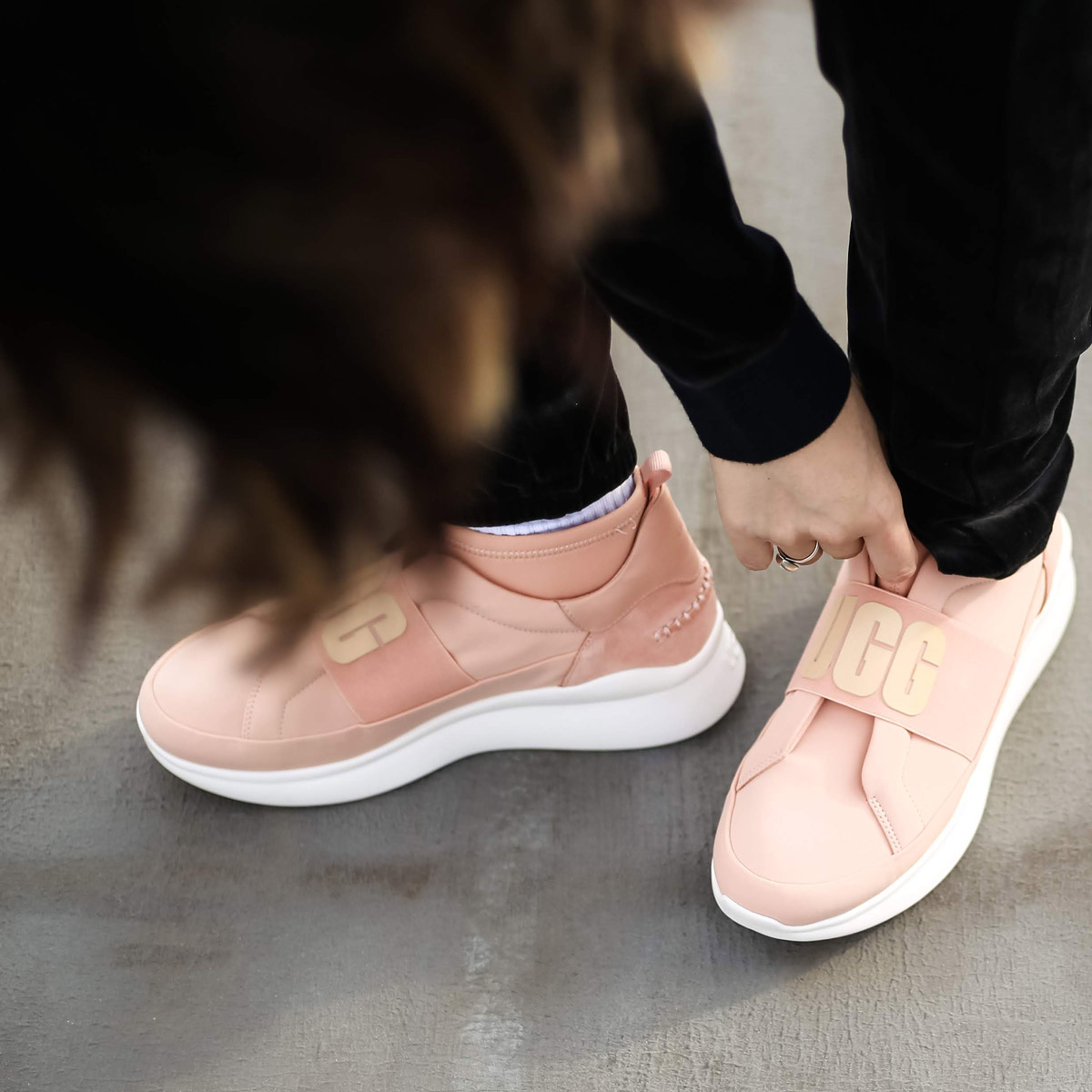 UGG Neutra Sneaker (アグ ニュートラ スニーカー)SUNTAN【レディース スニーカー】18FW-I