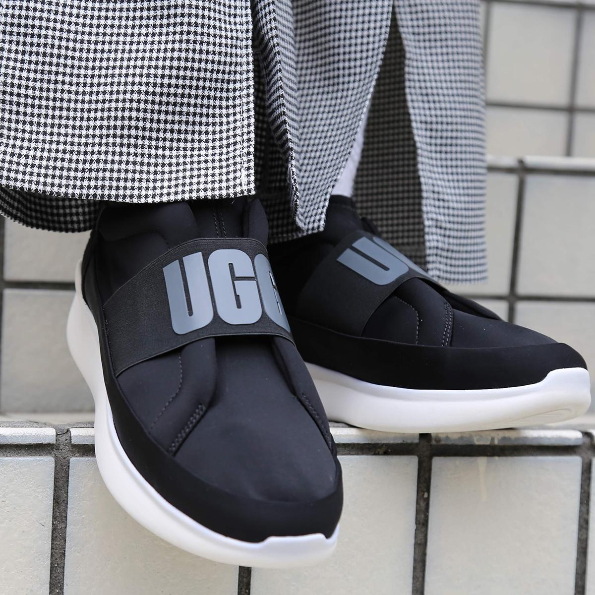 UGG Pico (アグ ピコ)BLACK【レディース スニーカー】19SS-I
