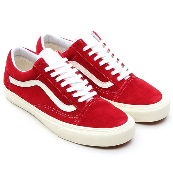 buy vans old skool red
