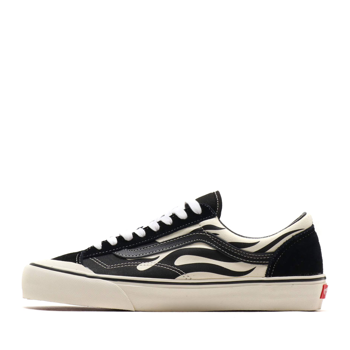 VANS STYLE 36 SF FLAME (36 station wagons style frames) BLACK 19SP I