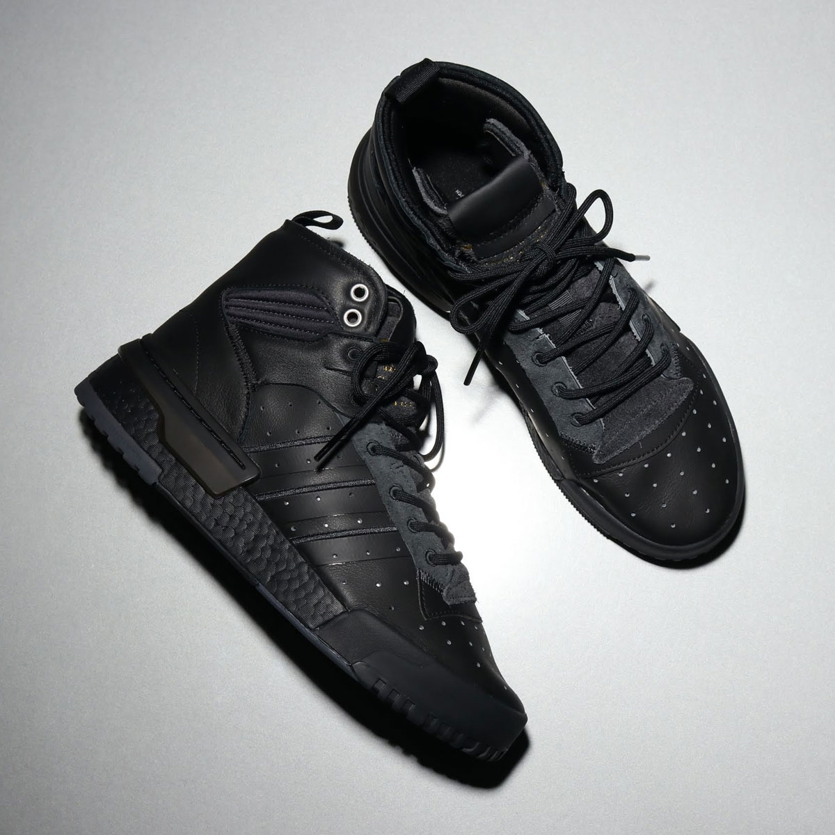 adidas Originals RIVLRY RM(アディダスオリジナルス ライバルリー RM)CORE BLACK/CARBON/GREY SIX【メンズ レディース スニーカー】19SS-I