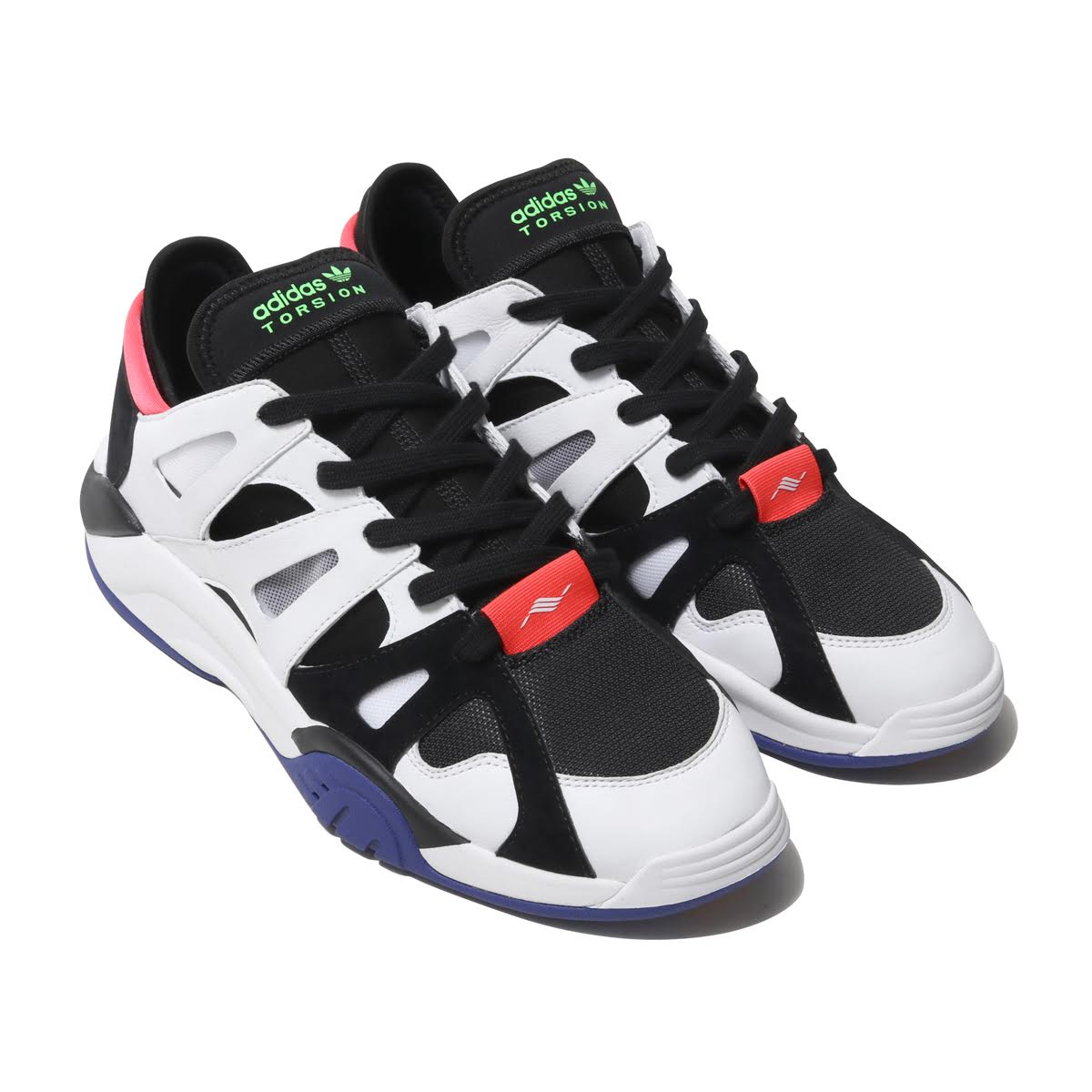 adidas Originals DIMENSION LO(アディダスオリジナルス ディメンション ロー)CORE BLACK/RUNNING WHITE/ACTIVE BLUE【メンズ レディース スニーカー】19SS-I