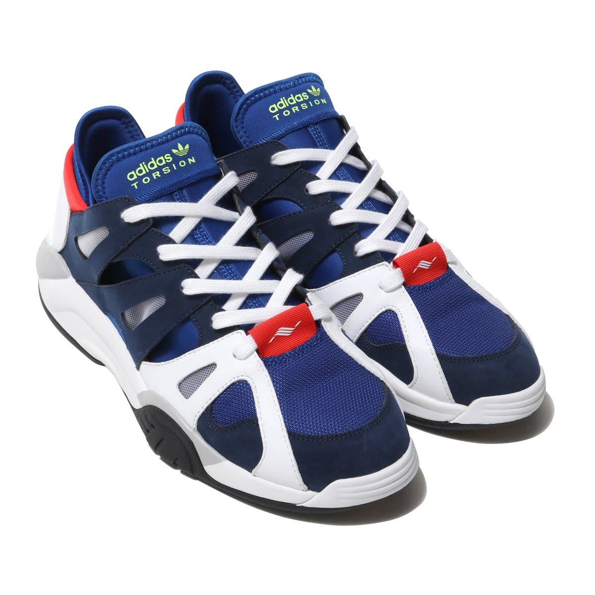 adidas Originals DIMENSION LO(アディダスオリジナルス ディメンション ロー)COLLEGE ROYAL/COLLEGE NAVY/RUNNING WHITE【メンズ レディース スニーカー】19SS-I