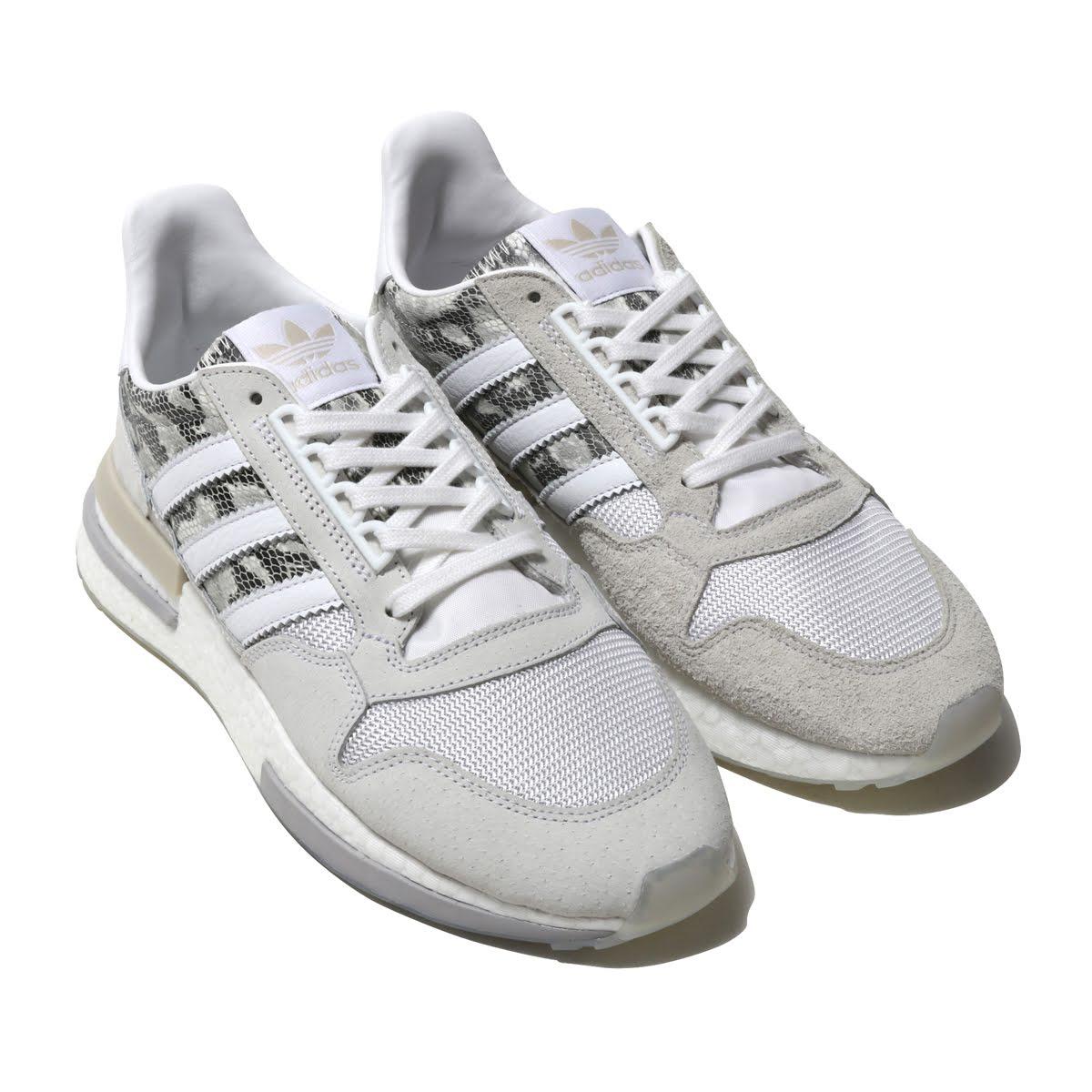 adidas Originals ZX 500 RM(アディダスオリジナルス ZX 500 RM)RUNNING WHITE/RUNNING WHITE/RUNNING WHITE【メンズ レディース スニーカー】19SS-I