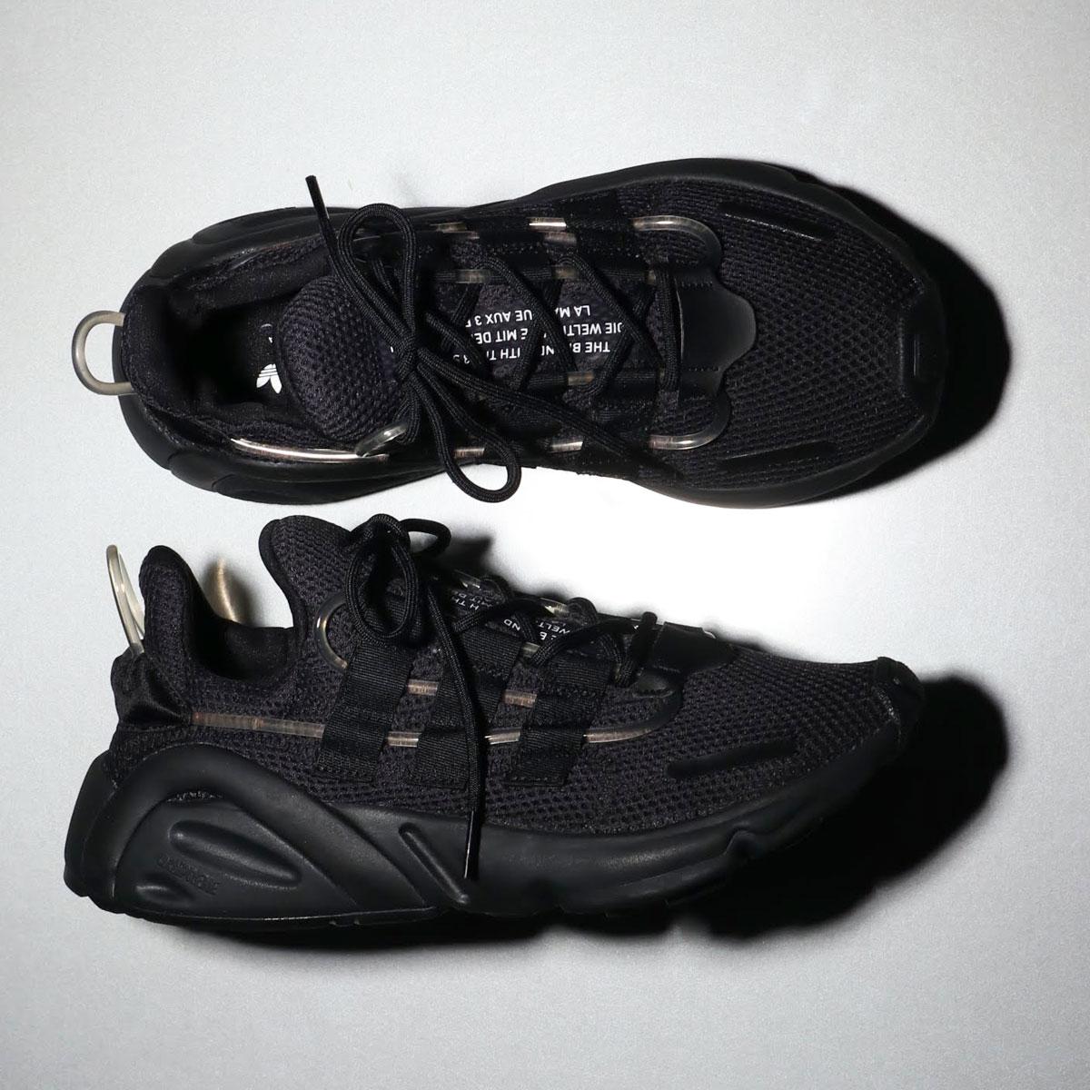 adidas Originals LXCON(アディダスオリジナルス レキシコン)CORE BLACK/CORE BLACK/RUNNING WHITE【メンズ レディース スニーカー】19FW-S