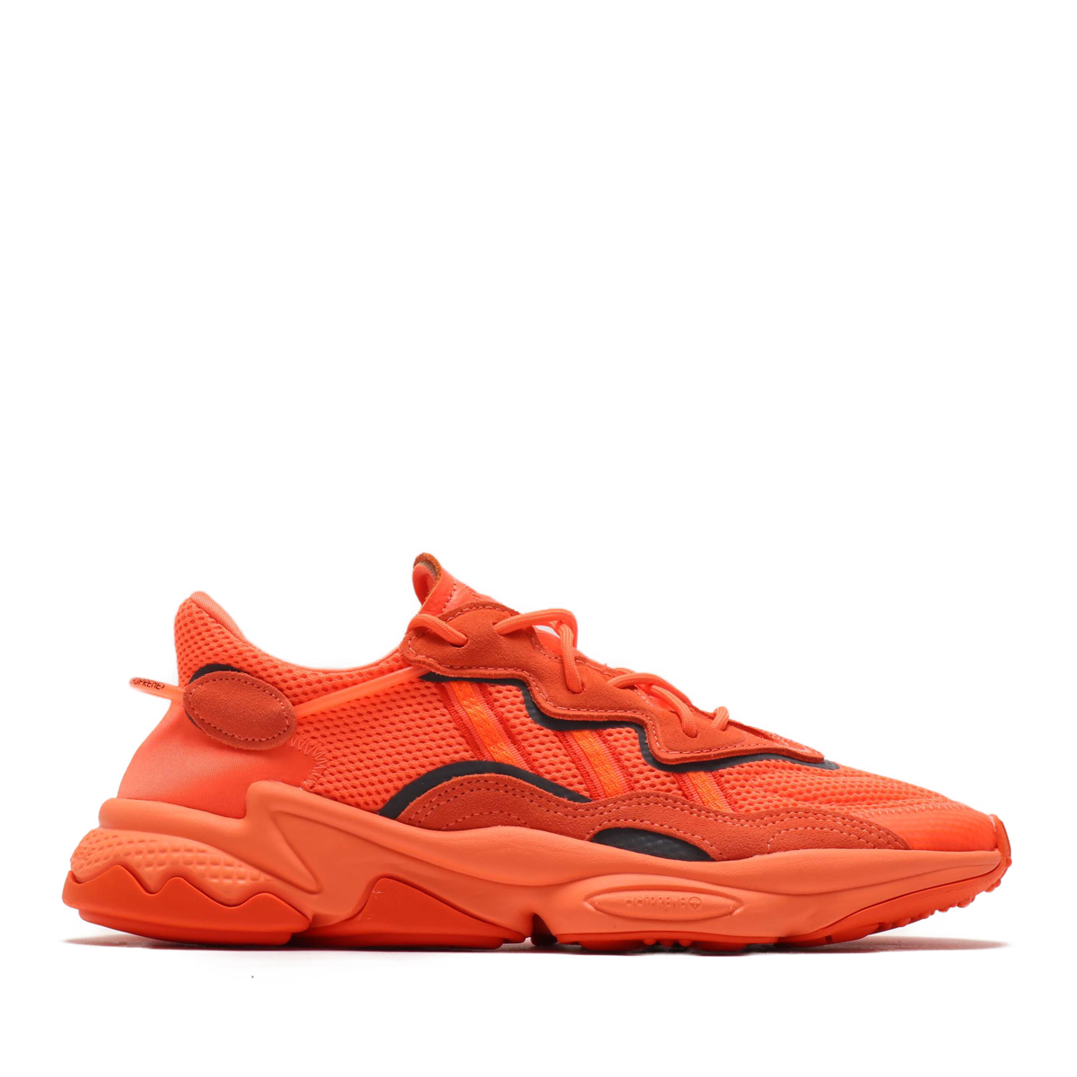 adidas ozweego noir orange