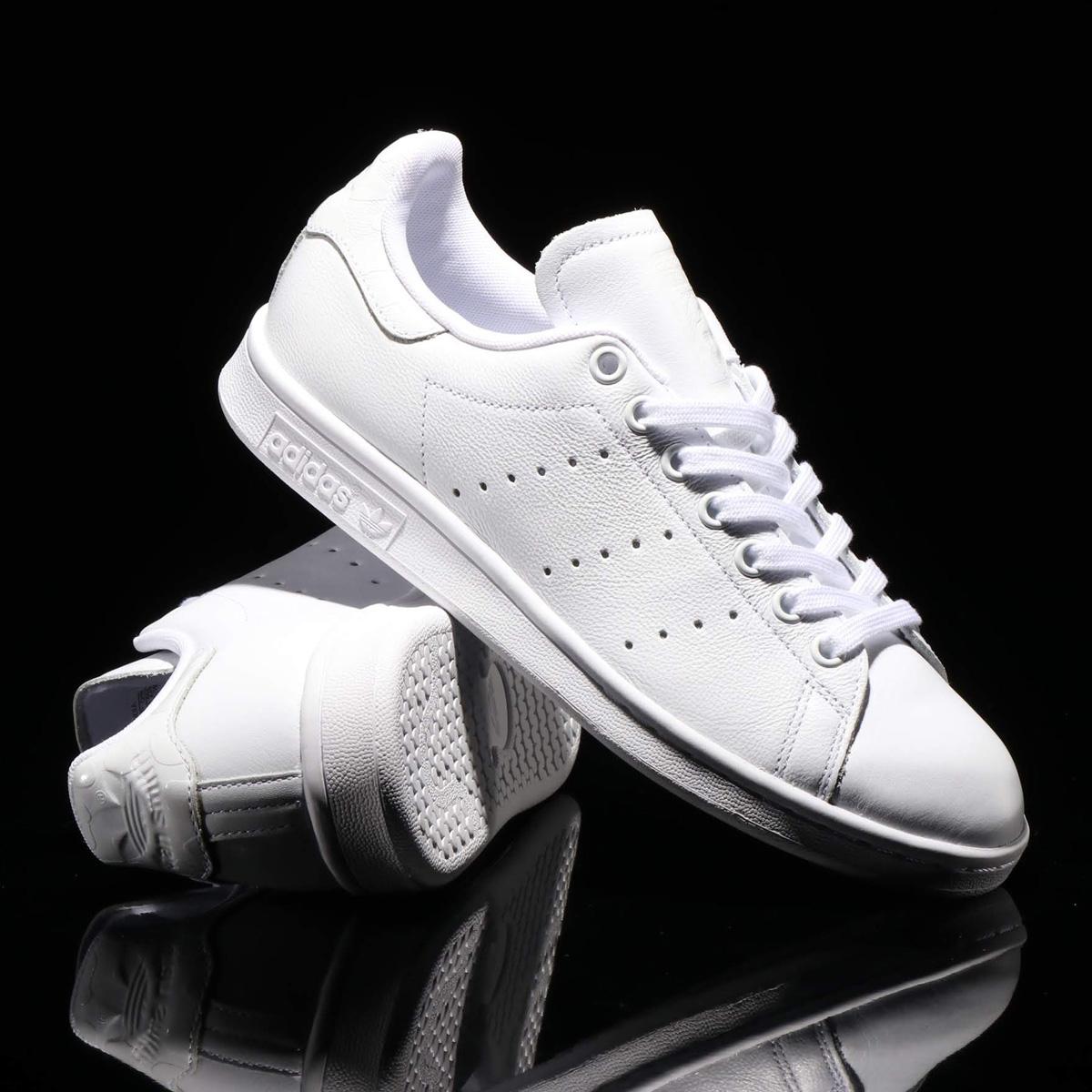 adidas Originals STAN SMITH W(アディダスオリジナルス スタンスミス W)RUNNING WHITE/CRYSTAL WHITE/CORE BLACK【メンズ レディース スニーカー】19FW-I