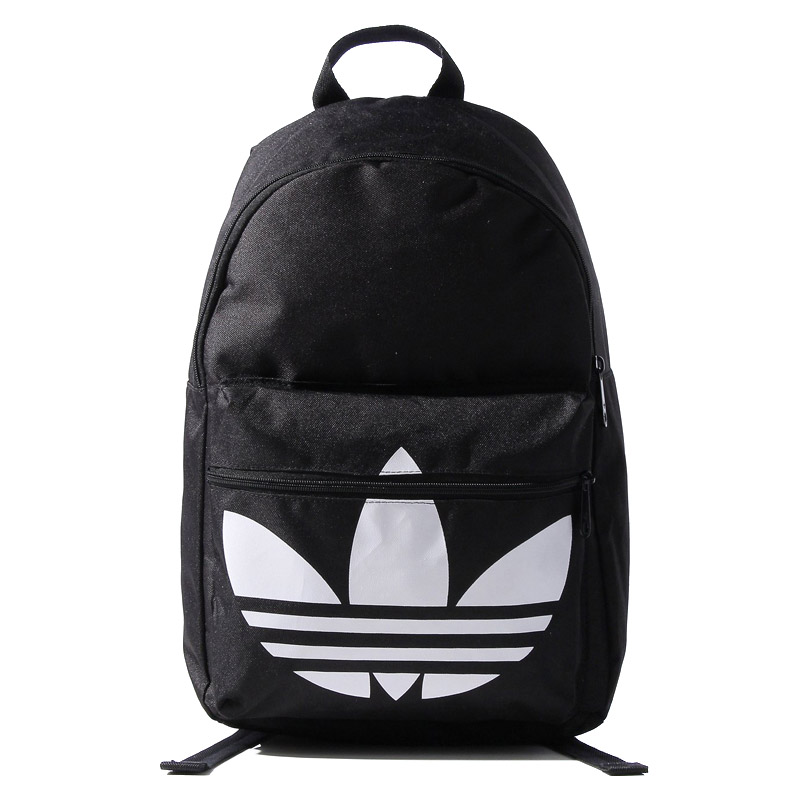 b756017e643 Buy black and white adidas backpack   OFF41% Discounted