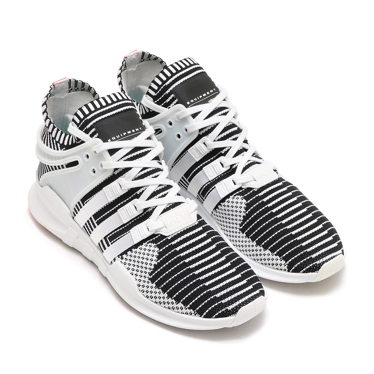 adidas Originals EQT SUPPORT ADV PK(アディダス オリジナルス エキップメント サポート) RUNNING WHITE/RUNNING WHITE/TURBO【メンズ スニーカー】17SS-I