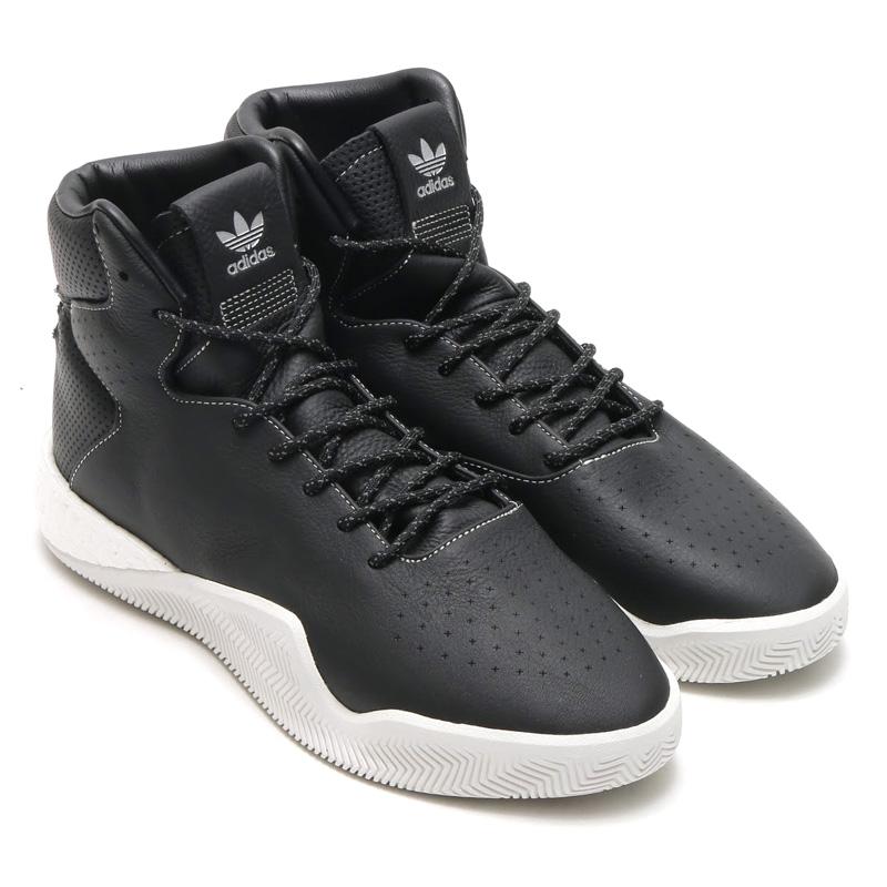 adidas Originals TUBULAR ISTNT BOOST (アディダス オリジナルス チュブラー インスティンクト ブースト)CORE BLACK/CRYSTAL WHITE/RUNNING WHITE【メンズ スニーカー】17SS-I