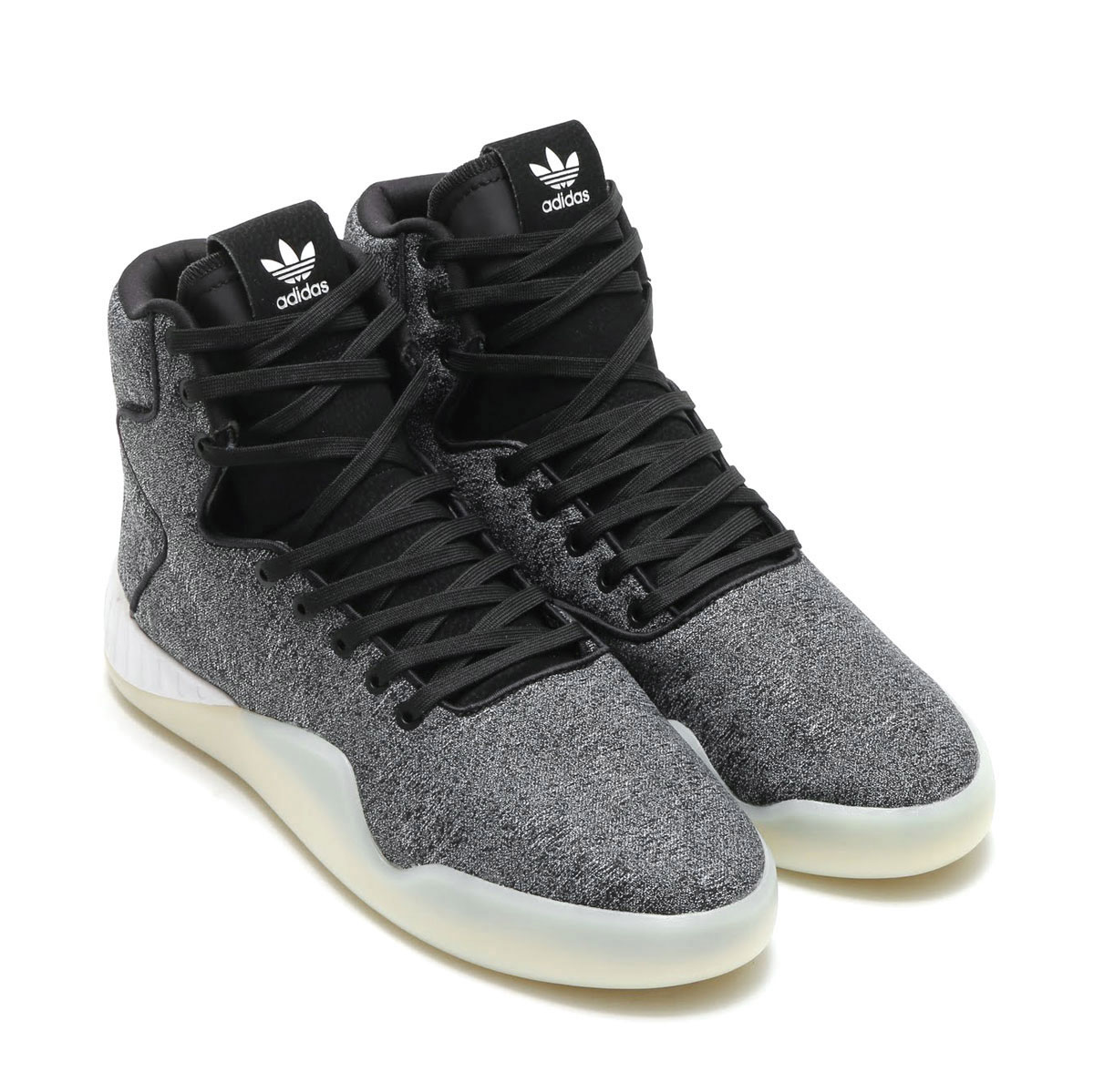 adidas Originals TUBULAR ISTNT JC(アディダス オリジナルス チューブラー インスティンクト JC)CORE BLACK/CRYSTAL WHITE/RUNNING WHITE【メンズ スニーカー】17SS-I