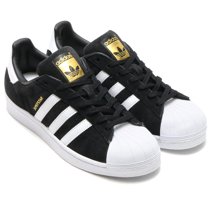 adidas originals black superstar