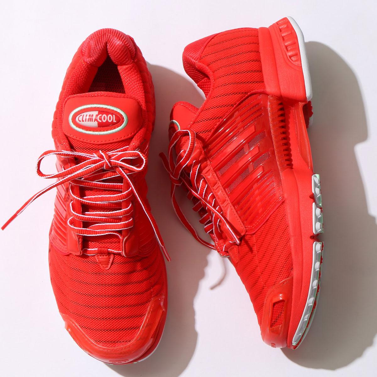 adidas Originals CLIMACOOL 1 (アディダス クライマクール 1) CORE RED/CORE RED/RUNNING WHITE【メンズ レディース スニーカー】17SS-I