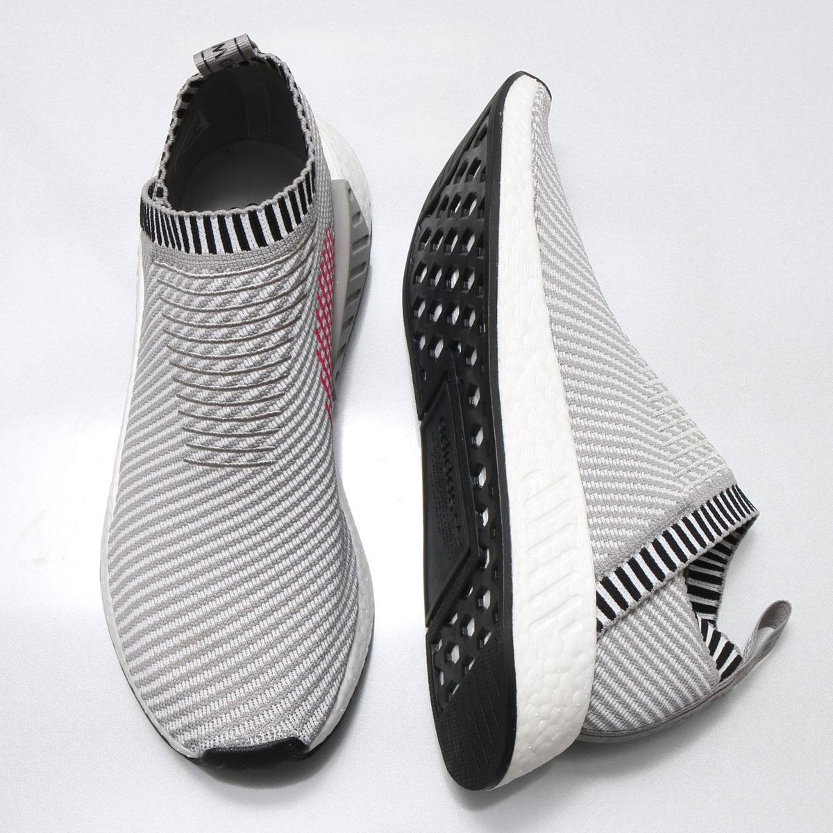 adidas Originals NMD CS2 PK (アディダス オリジナルス NMD CS2 PK) DGH SOLID GREY【メンズ スニーカー】17SS-S