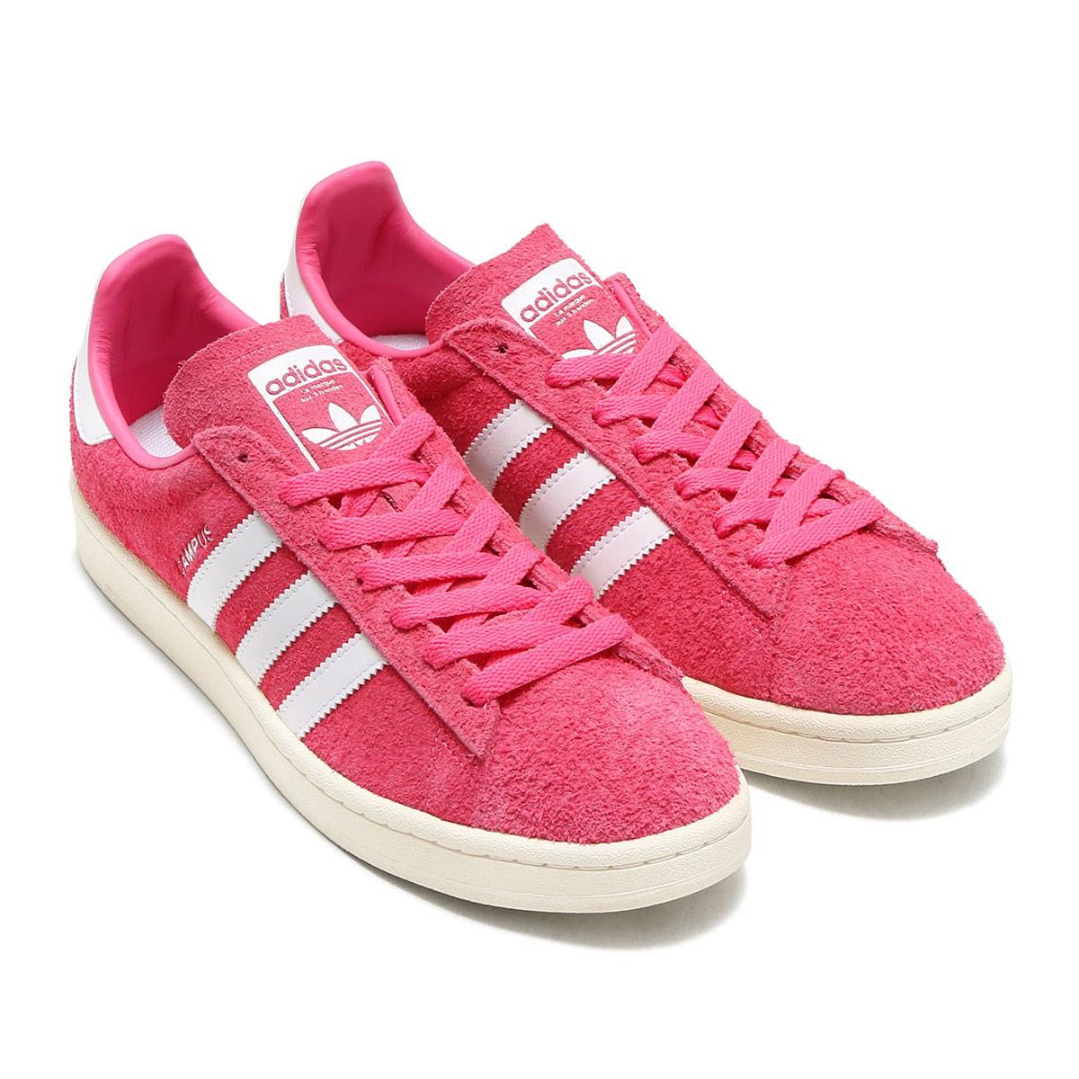 adidas Originals CAMPUS(アディダス オリジナルス キャンパス)(Semi Solar Pink/Running White/Cream White) 【メンズ レディース スニーカー】17FW-I