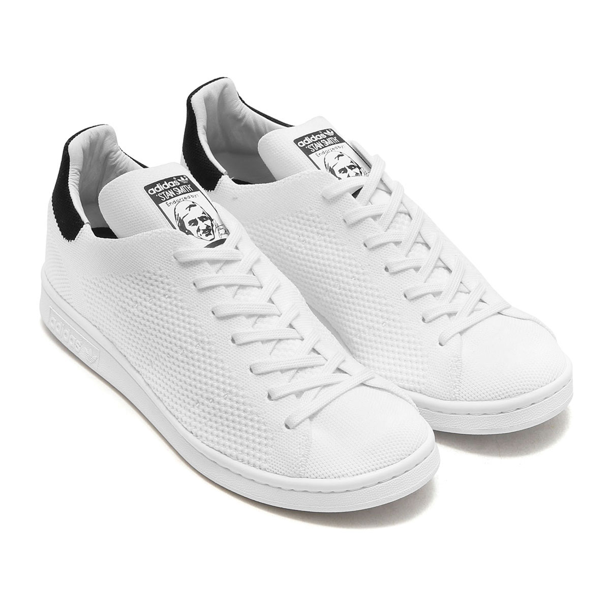 adidas Originals STAN SMITH PK(アディダス オリジナルス スタンスミス PK)(Running White/Running White/Core Black) 【メンズ レディース スニーカー】17FW-I