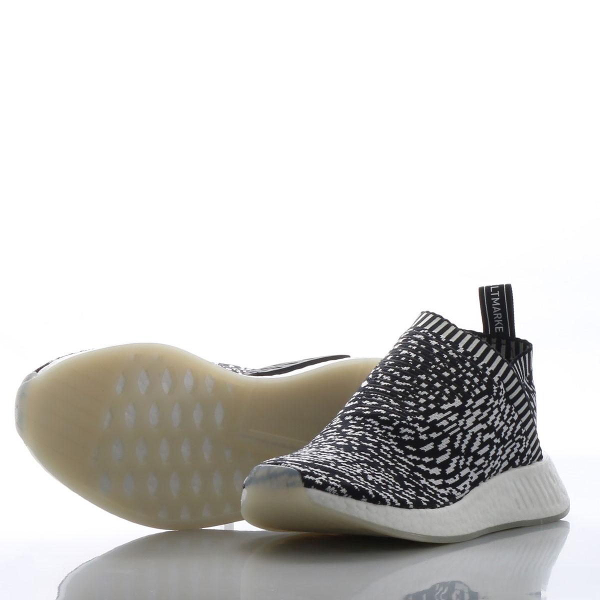 adidas Originals NMD_CS2 PK (アディダス オリジナルス NMD_CS2 PK)Core Black/Core Black/Running White 【メンズ スニーカー】17FW-I