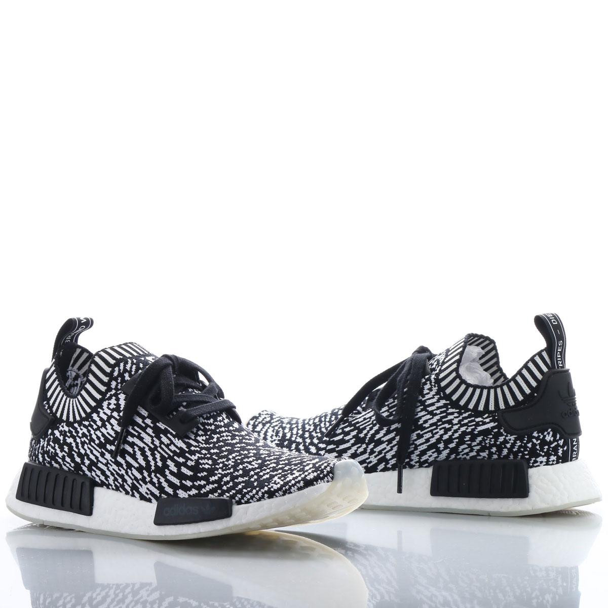 adidas Originals NMD_R1 PK (アディダス オリジナルス NMD_R1 PK)CORE BLACK/CORE/BLACK/RUNNING WHITE【メンズ スニーカー】17FW-S