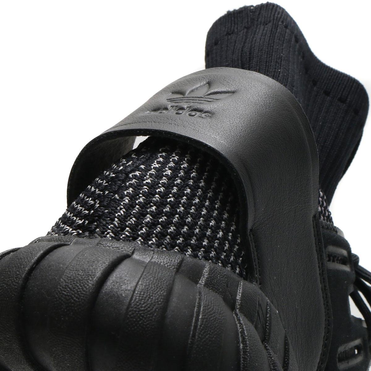 outlet store 9c836 1ef29 adidas Originals TUBULAR DOOM PK (アディダス オリジナルス チュブラー ドーム PK)Core Black/Core  Black/Grey Four【メンズ スニーカー】17FW-I|atmos-tokyo