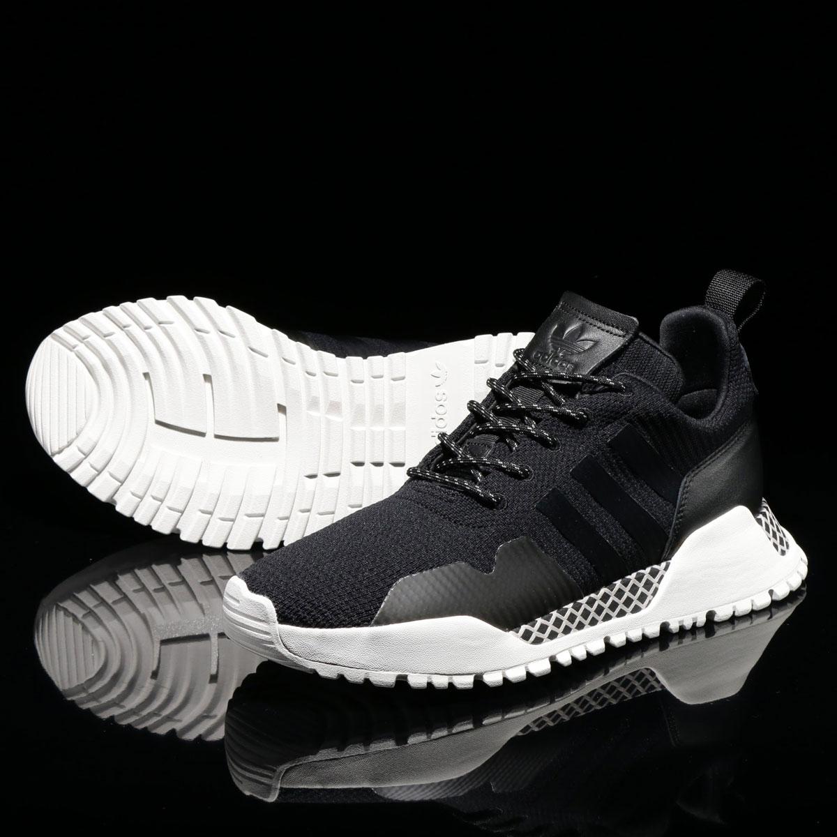 adidas Originals H.F/1.4 PK (アディダス オリジナルス H.F/1.4 PK)Core Black/Core Black/Vintage White【メンズ スニーカー】17FW-I