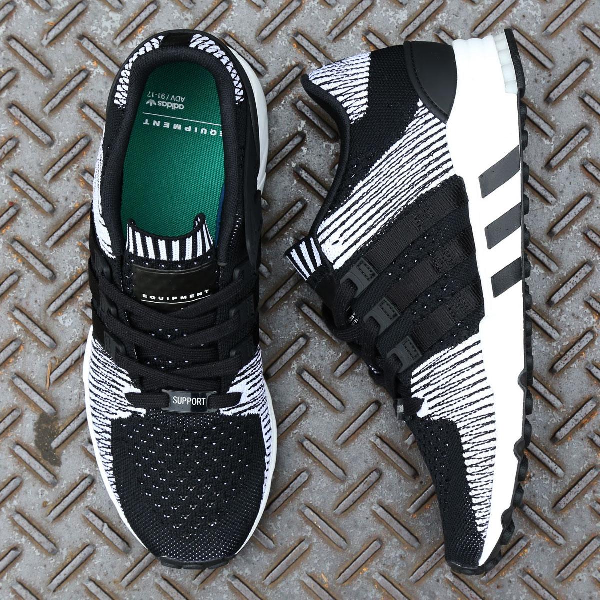 adidas Originals EQT SUPPORT RF PK (アディダス オリジナルス EQT サポート RF PK)CORE BLACK/CORE BLACK/RUNNING WHITE【メンズ スニーカー】17FW-S