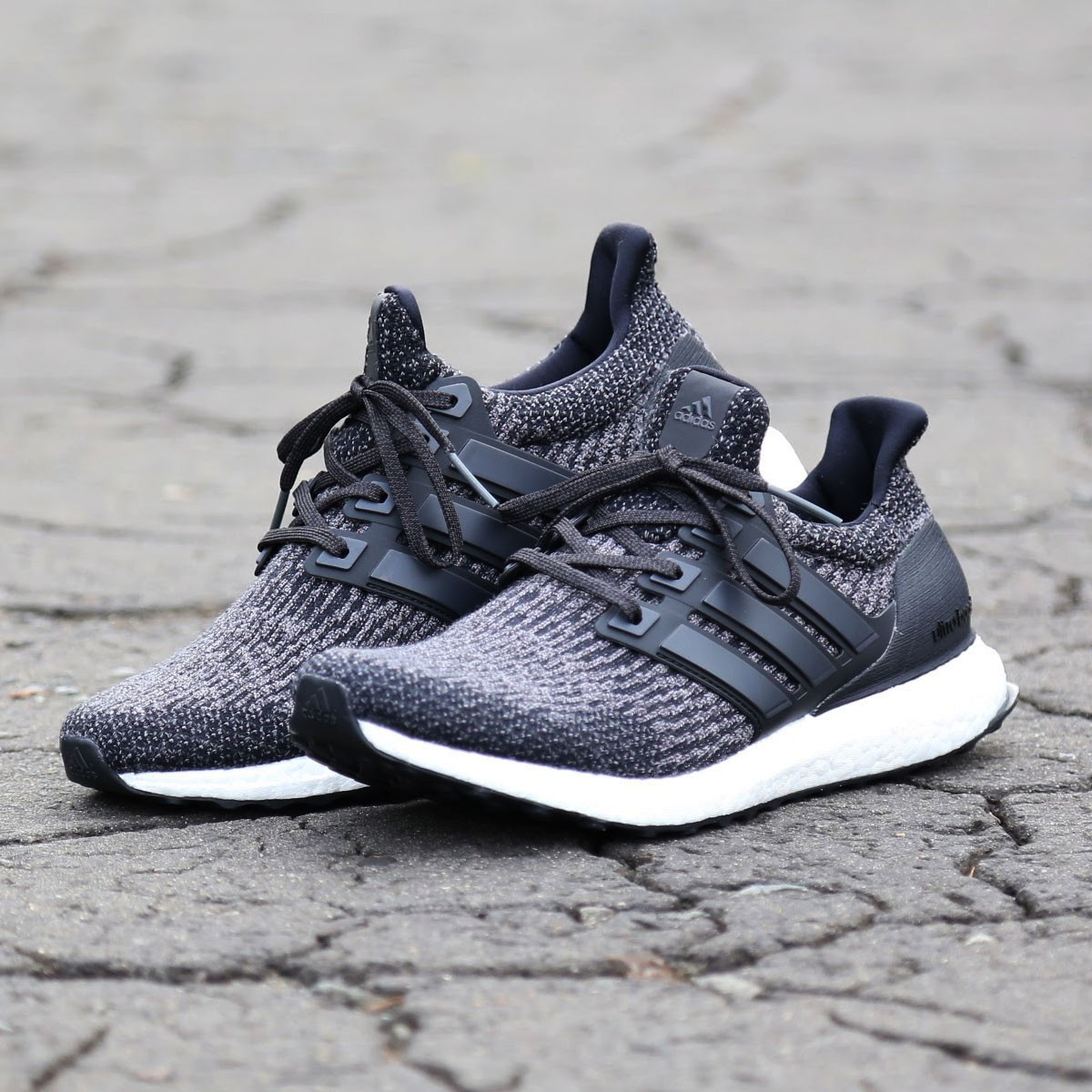 87d6b466b96 adidas Originals Ultra BOOST WOOL (Adidas originals ultra boost wool) Core  Black Black Utility Black 17FW-S