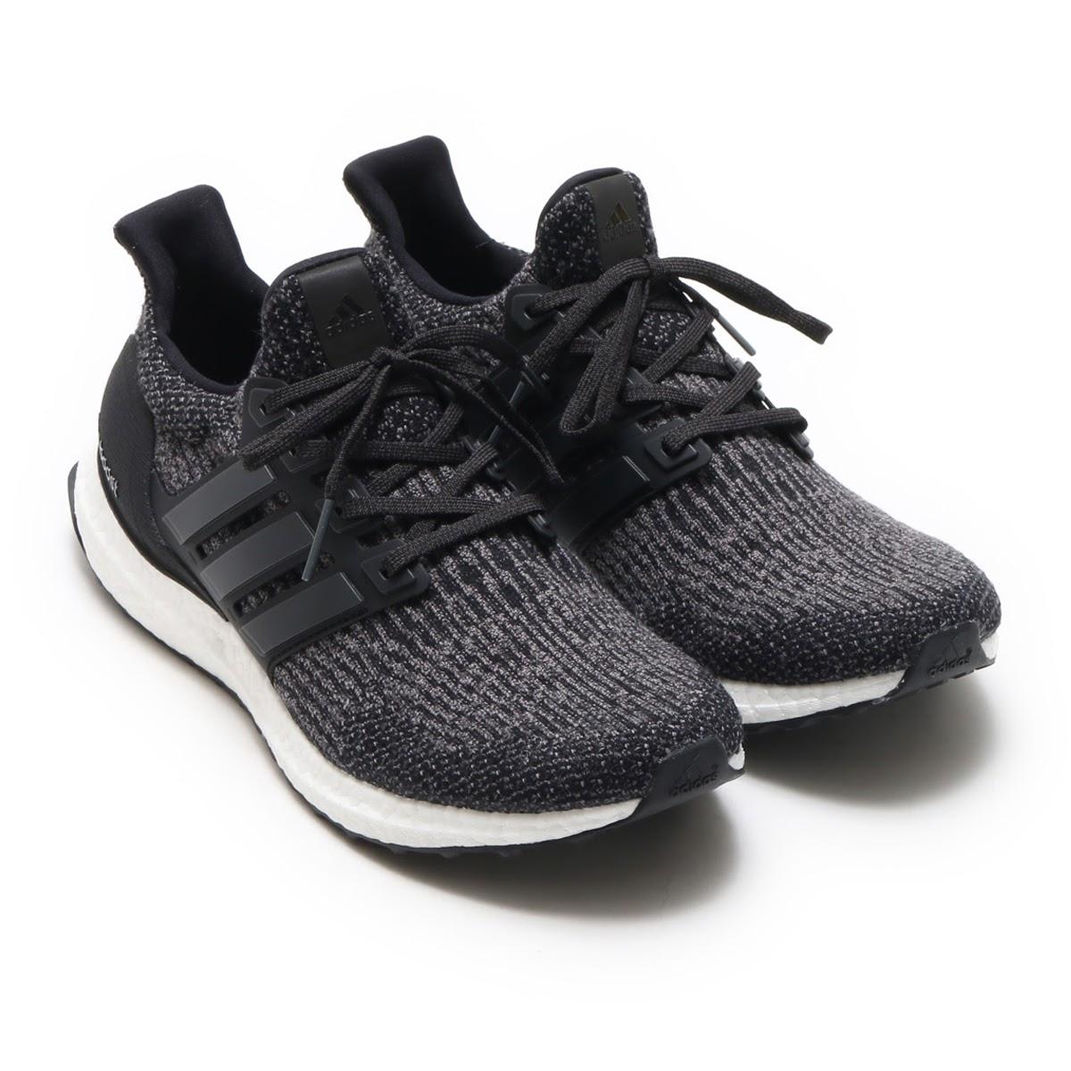 7fd3dd759882a adidas Originals Ultra BOOST WOOL (Adidas originals ultra boost wool) Core  Black Black Utility Black 17FW-S