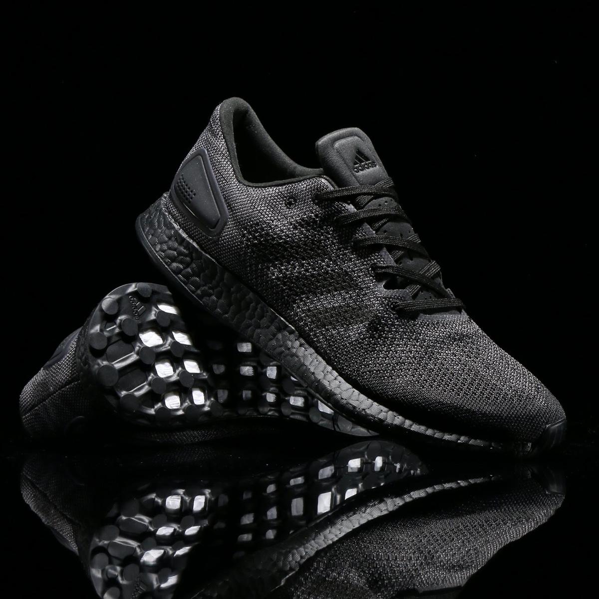 adidas Originals PureBOOST DPR LTD (アディダス オリジナルス ピュアブースト DPR LTD)Core Black/Core Black/Carbon【メンズ レディース スニーカー】18SS-I