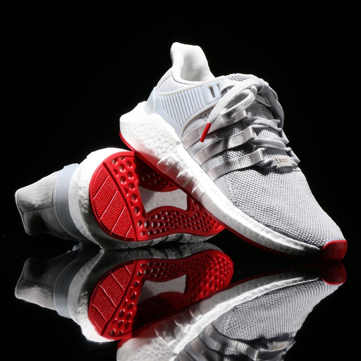 adidas Originals EQT SUPPORT 93/17(アディダス オリジナルス イーキューティー サポート 93/17)Matte Silver/Matte Silver / Running White【メンズ スニーカー】18SS-S
