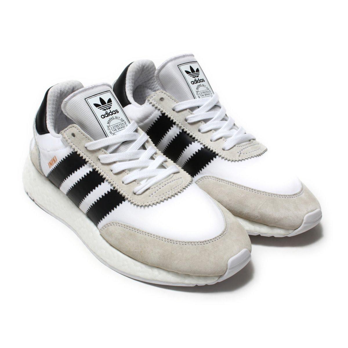 adidas Originals I-5923 (アディダス オリジナルス イニキ ランナー) Running White/Core Black/Copper Met【メンズ スニーカー】18SS-I