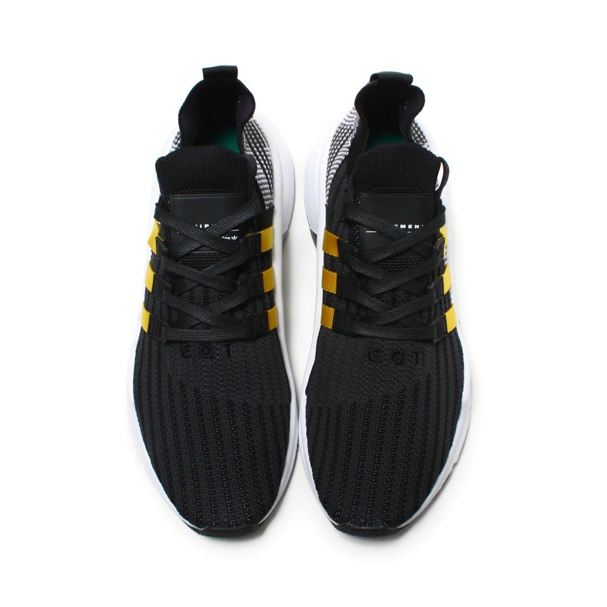 adidas EQT SUPPORT ADV ATMOS Core Black 【メンズ レディース スニーカー】 Core Black/ 18SS-S (アディダス イーキューティー サポート ADV アトモス) Running White/