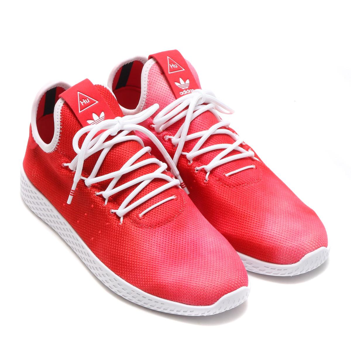 45e9baaf9  メンズ レディース スニーカー  adidas Originals mi Ultra Boost (アディダス オリジナルス マイ ウルトラ  ブースト) Aero Red  Aero Red 18SS-S White